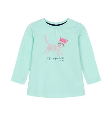 Endo - Bluzka z długim rękawem dla dziecka 0-3 lata N92G036_2