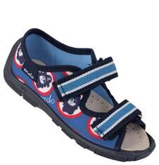 Endo - Sandały dla chłopca C61O012_1