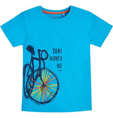 Endo - T-shirt dla chłopca 3-8 lat C81G090_2