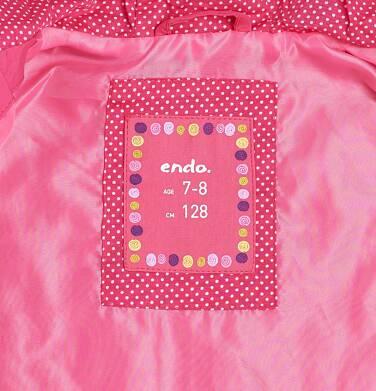 Endo - Parka dla dziewczynki 3-8 lat D81A001_2