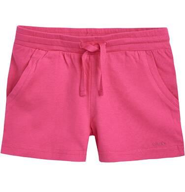 Spodnie krótkie dla dziewczynki 9-13 lat D81K523_3