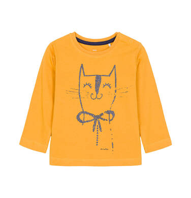 Endo - T-shirt z długim rękawem dla dziecka 0-3 lata N92G009_1