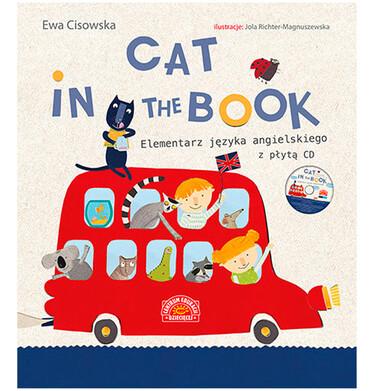 Endo - Cat in the book. Elementarz języka angielskiego + cd, Ewa Cisowska, Centrum Edukacji Dziecięcej BK04375_1 6