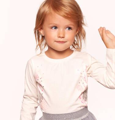 Endo - Bluzka z długim rękawem dla dziewczynki 3-8 lat D92G100_1