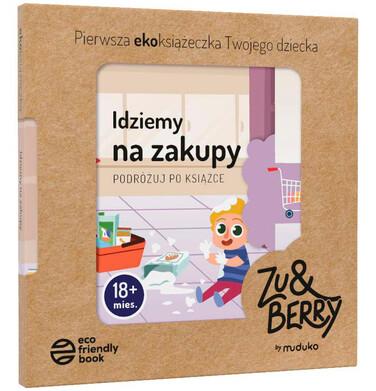 Endo - Idziemy na zakupy. Podróżuj po książce, Opracowanie zbiorowe, Wydawnictwo MUDUKO BK04377_1 5