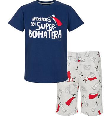 Piżama dla chłopca 3-8 lat C91V001_1