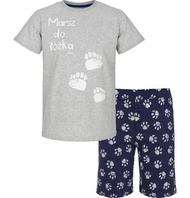 Piżama dla chłopca 3-8 lat C91V002_1