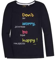 Endo - Bluzka z długim rękawem  dla dziewczynki 9-13 lat D72G650_1