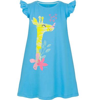 Endo - Sukienka z krótkim rękawem dla dziewczynki 3-8 lat D91H043_1