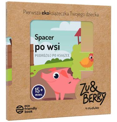 Endo - Spacer po wsi. Podróżuj po książce, Opracowanie zbiorowe, Wydawnictwo MUDUKO BK04386_1 1