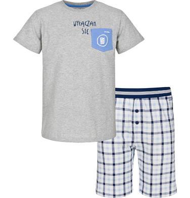 Piżama dla chłopca 9-13 lat C91V503_1