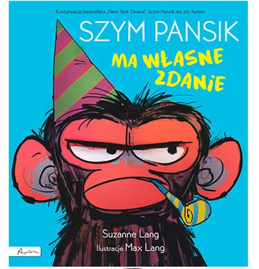 Endo - Szympansik ma własne zdanie, Suzanne Lang,Max Lang, Papilon BK04387_1 2