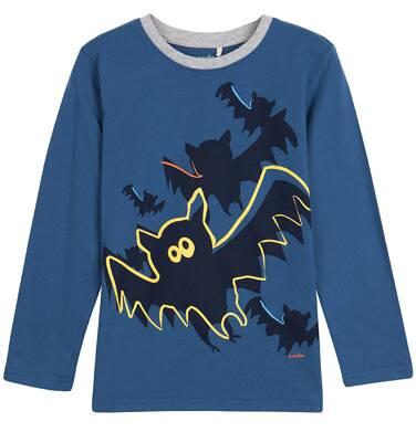 Endo - T-shirt z długim rękawem dla chłopca 3-8 lat C62G078_1