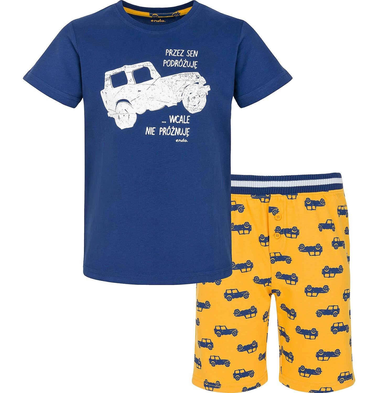 Endo - Piżama dla chłopca 9-13 lat C91V505_1