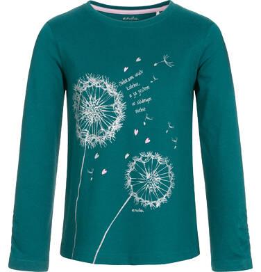 Endo - Bluzka z długim rękawem dla dziewczynki 9-13 lat D92G597_1
