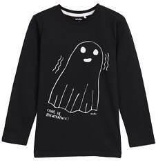 T-shirt z długim rękawem dla chłopca 3-8 lat C62G084_1