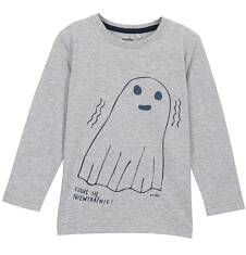 Endo - T-shirt z długim rękawem dla chłopca 3-8 lat C62G087_1