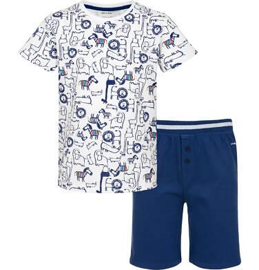 Piżama dla chłopca 9-13 lat C91V506_1
