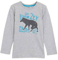 Endo - T-shirt z długim rękawem dla chłopca 3-8 lat C62G099_1