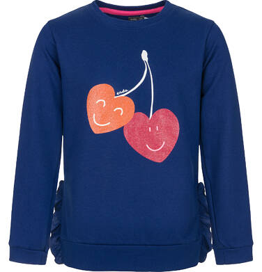 Bluza dla dziewczynki 3-8 lat D91C020_1