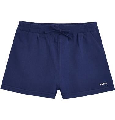 Spodnie krótkie dla dziewczynki 9-13 lat D81K546_2