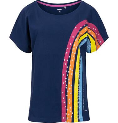 Endo - T-shirt damski z krótkim rękawem Y91G004_1