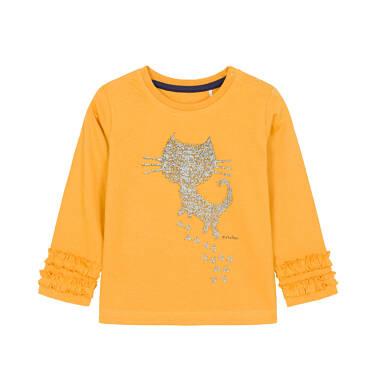 Endo - Bluzka z długim rękawem dla dziecka 0-3 lata N92G038_1