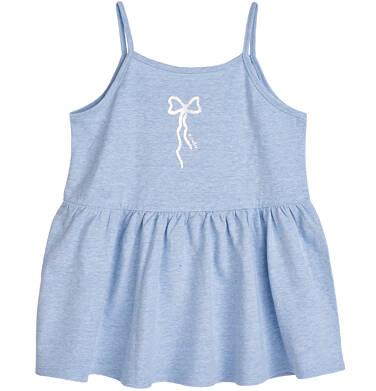 Endo - Top na ramiączkach dla dziewczynki 3-8 lat D81G078_4