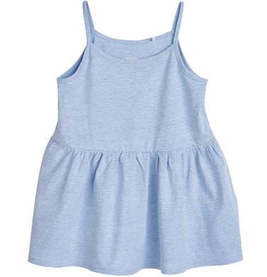 Endo - Top na ramiączkach dla dziewczynki 9-13 lat D81G578_4