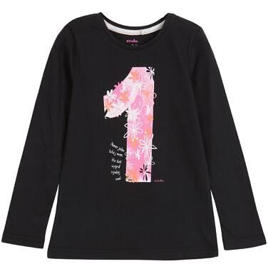 Endo - Bluzka z długim rękawem dla dziewczynki 3-8 lat D62G133_1