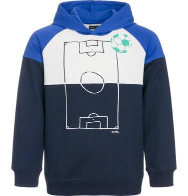 Bluza z kapturem dla chłopca 3-8 lat C92C010_1