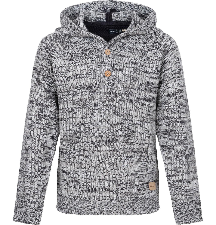 Endo - Sweter dla chłopca 3-8 lat C82B004_1