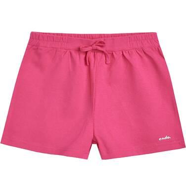 Endo - Spodnie krótkie dla dziewczynki 9-13 lat D81K546_3