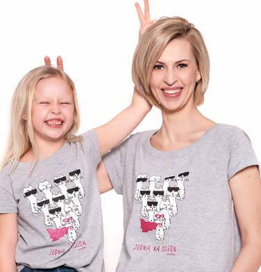 Endo - T-shirt damski z krótkim rękawem Y91G006_1