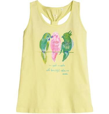 Endo - Koszulka bez rękawów dla dziewczynki 9-13 lat D81G637_1