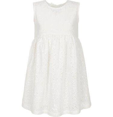 Endo - Sukienka z krótkim rękawem dla dziewczynki 3-8 lat D91H061_1