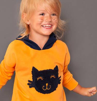 Endo - Bluza z kapturem dla dziewczynki 3-8 lat D92C009_1