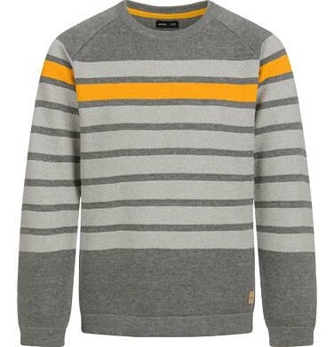 Endo - Sweter dla chłopca, w paski, 9-13 lat C04B024_1 2