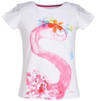 T-shirt dla dziewczynki 3-8 lat D81G142_1
