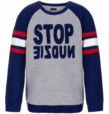 Endo - Sweter dla chłopca 3-8 lat C82B015_1