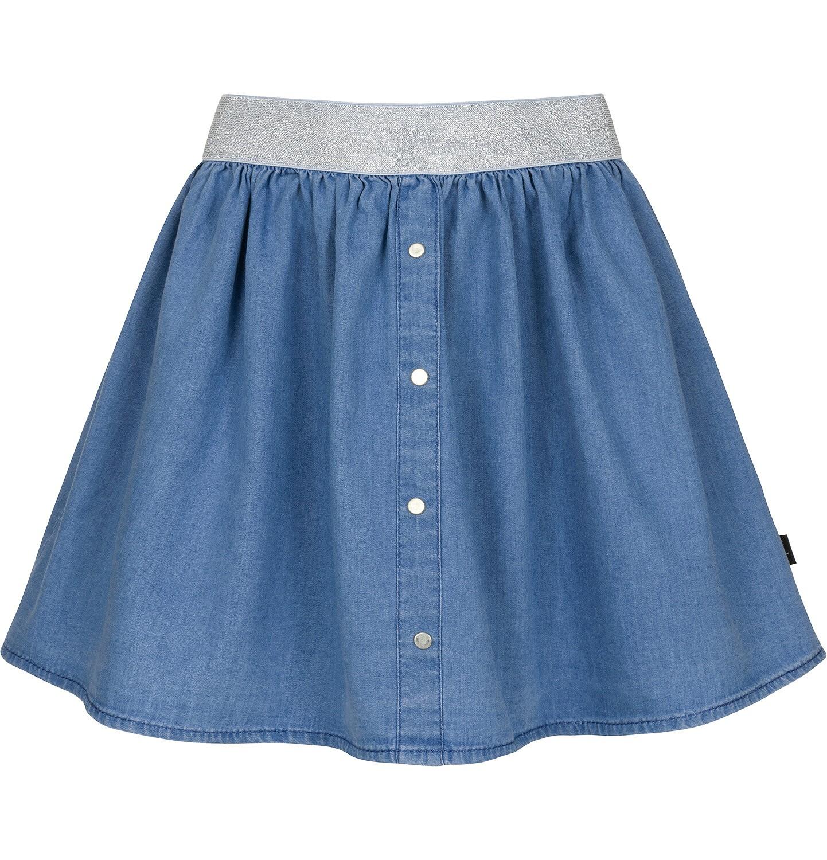 Endo - Spódnica jeansowa dla dziewczynki 9-13 lat D91J504_1