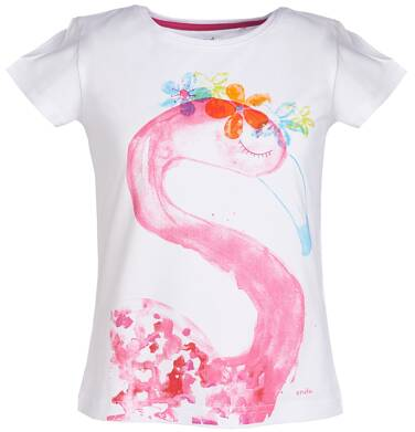 Endo - T-shirt z krótkim rękawem dla dziewczynki 9-13 lat D81G642_1