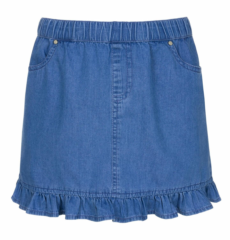Endo - Spódnica jeansowa dla dziewczynki 3-8 lat D91J019_1