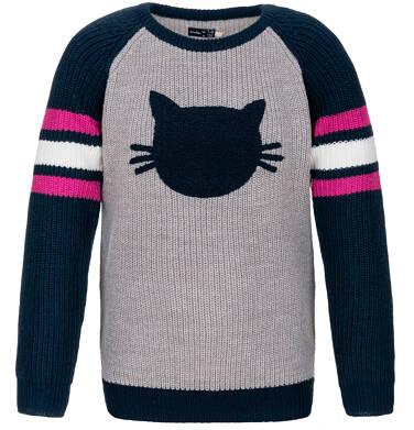 Endo - Sweter dla dziewczynki 3-8 lat D82B019_1