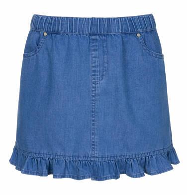 Spódnica jeansowa dla dziewczynki 9-13 lat D91J519_1
