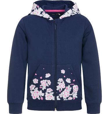 Endo - Bluza rozpinana z kapturem dla dziewczynki 9-13 lat D92C515_1