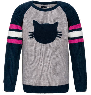 Endo - Sweter dla dziewczynki 9-13 lat D82B519_1
