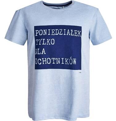Endo - T-shirt męski Q81G004_1