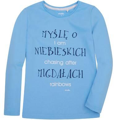 Endo - Bluzka z długim rękawem  dla dziewczynki 9-13 lat D72G653_1