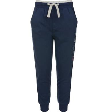 Spodnie dresowe długie dla chłopca 9-13 lat C91K513_1
